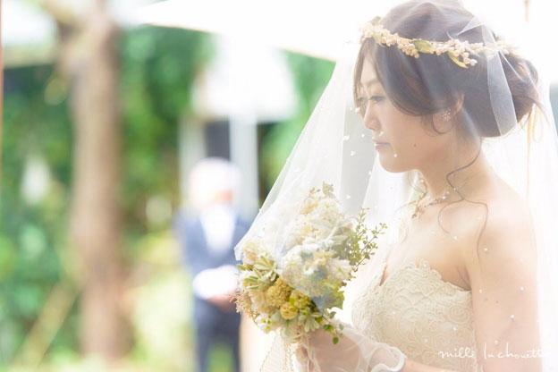 花嫁様からのお写真 スズランのブーケ