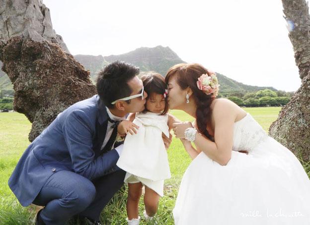 花嫁様からのお写真 花冠