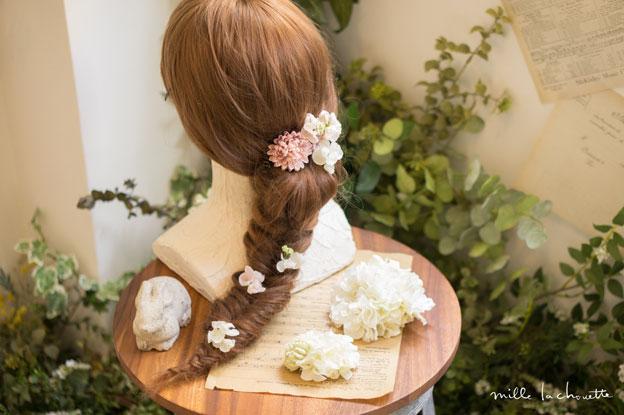 アンティークヘッドドレス