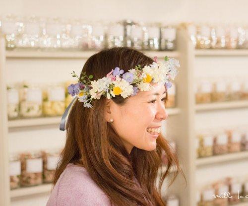 ガーデンナチュラル花冠