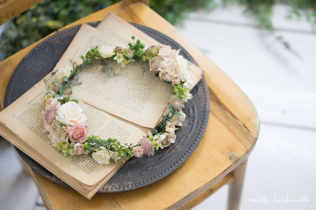 ローズ花冠